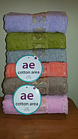 Лицо махровое полотенце Cotton Area