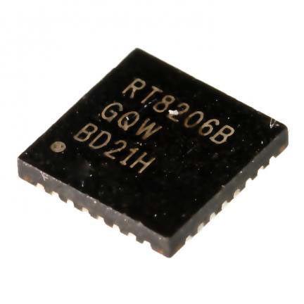 Чип RT8206B RT8206, QFN32, ШИМ-контроллер 10 шт