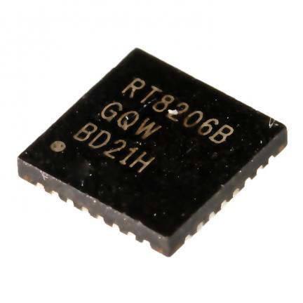 Чип RT8206B RT8206, QFN32, ШИМ-контроллер 10 шт, фото 2
