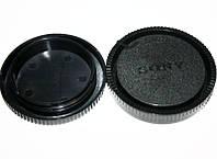 Задняя крышка объектива Sony Alpha + тушки, body