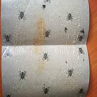 Клейкая бумага для ловли мух