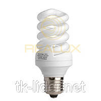Энергосберегающая лампа Realux New Line Spiral 15W E27 6400k, фото 2
