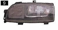 Фара Ford Scorpio 86-92г.Левая 1 лампа без корректора