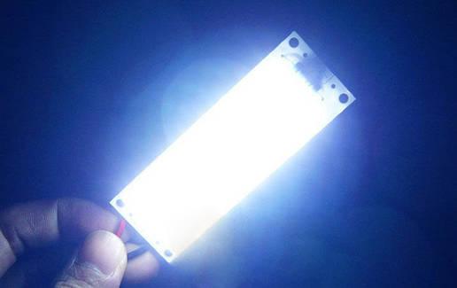 LED панель, модуль, лампа 24 светодиода Piranha, фото 2