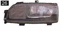 Фара Ford Scorpio 86-92г.Левая 2лампы эл.корректор