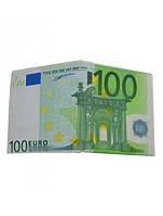 Кошелек, бумажник, портмоне, визитница 100 евро