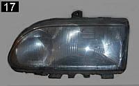 Фара Ford Scorpio 94г.Левая 2лампы эл.корректор