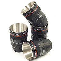 4x мини чашка, стопка объектив Canon 24-105mm