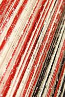 Радуга Дождь 1+9+17 (белый+черный+красный), фото 1