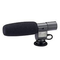 Стерео микрофон Shenggu SG-108 на горячий башмак