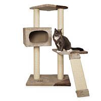 Когтеточка домик для кошки Almeria 106 см Trixie 43601