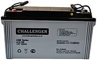 Аккумулятор мультигелевый Challenger A12-120 12V 120AH, (AGM) для ИБП, фото 1