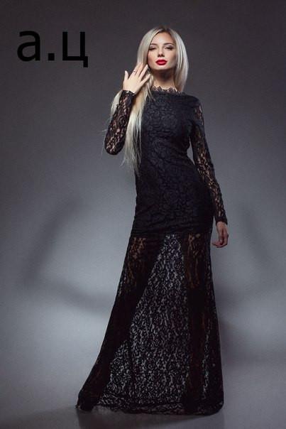 Платье Штора
