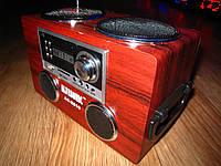 Портативная MP3 колонка USB SD плеер Alfasonic AS-8810, фото 1