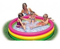 Надувной бассейн Intex детский , фото 1