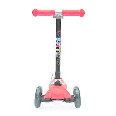 Детский самокат Scooter Easy (Красный)