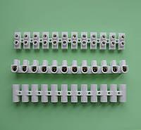 Клеммная колодка 16 мм² 30А, пластик (РА) не поддерживающий горение