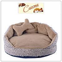 Лежак для кошек и собак - Буше 2 - 65х65х30 см