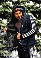 Мужская куртка на меху, фото 1