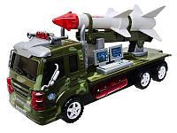 Военная машина с ракетницей, ZF0888