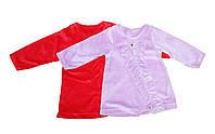 Платье детское велюровое для девочки. 004, фото 1