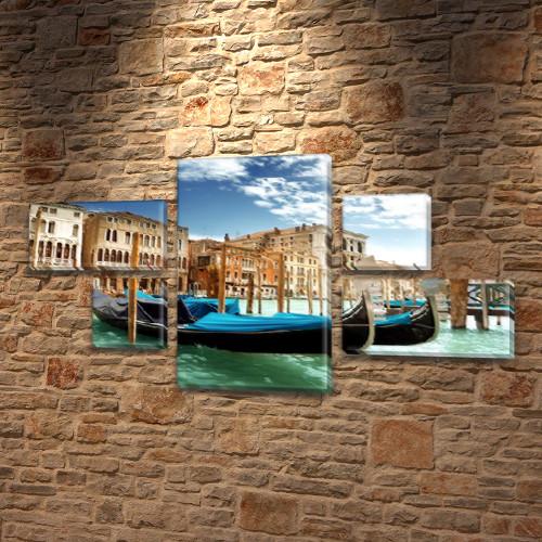 Картины на холсте модульные купить в интернет магазине картин, 60x110 см, (18x35-2/18х18-2/60x35)