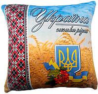 Подушка Украина (колоски)