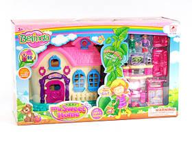 Кукольный домик с мебелью Belinda