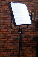 Би-светодиодный студийный свет Lishuai Fotodiox LED-900AS + комплект