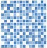 Стеклянная мозаика для бассейнов