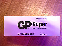 Батарейка GP Super Alkaline 15A LR6 АА 1.5V, фото 1