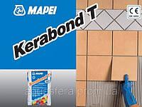 Клей для плитки, мозаики серый Kerabond T/25 GR