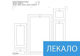 Модульные картины фото на Холсте син., 85x85 см, (40x20-2/18х20-2/65x40), фото 3