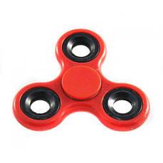 Спиннер Hand Spinner вертушка антистресс игрушка спинер Red