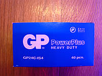 Батарейка GP Power Plus GP 24C AAA R03 cолевая , фото 1