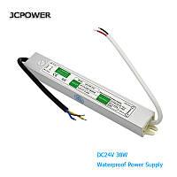 Водонепроницаемый трансформатор 220-12В 30Вт, LED драйвер