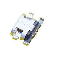 MicroUSB разъем гнездо 5pin MC-125 Lenovo S650 S820 A830 A850 A820T