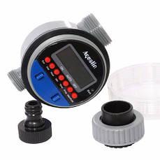 Автоматический таймер полива, подачи воды с шаровым клапаном цифр. упр