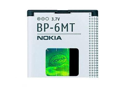 Батарея Nokia BL-5C 1100 1650 2300 2600 3120 5130 6600 N72 N-Gage C2-06