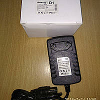 Блок питания LEMANSO для LED ленты 24W 12V IP33 +кабель 2м / LM830