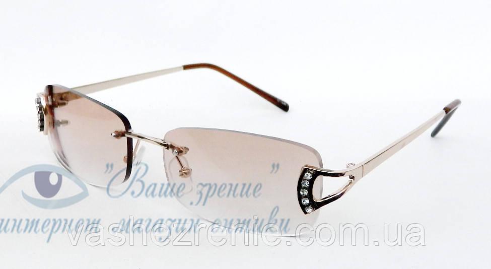 Очки женские (-2,5; -5,5) Код:3083