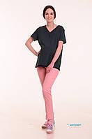 Брюки для беременных White Rabbit Joy Pants темно - розовый, фото 1