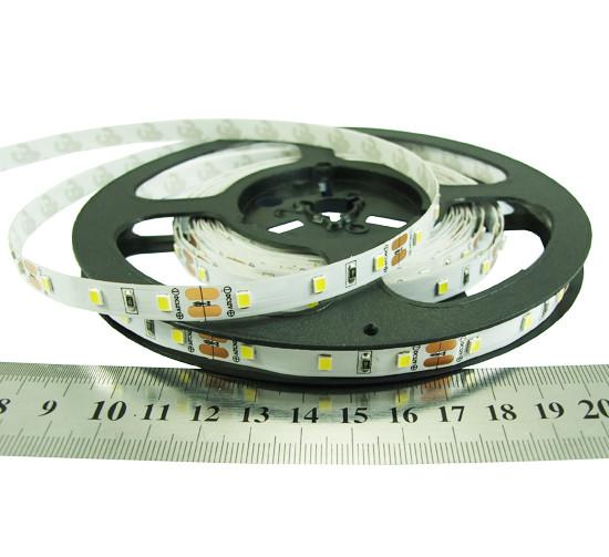 Світлодіодна стрічка 12вольт жовта 5.5Вт RN0860TA-B 2835-60-IP33-Y-8-12 Рішанг 8745