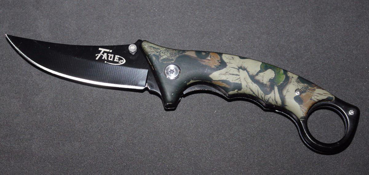 Нож тактический военный Multikam Taue. Раскладной нож керамбит.