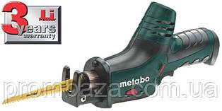 Аккумуляторная ножовка Metabo PowerMaxx ASE каркас