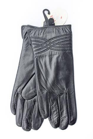 Женские перчатки из натуральной кожи БОЛЬШИЕ, фото 2
