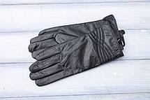 Женские перчатки из натуральной кожи БОЛЬШИЕ, фото 3