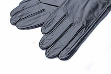Женские кожаные перчатки оптом СРЕДНИЕ, фото 3