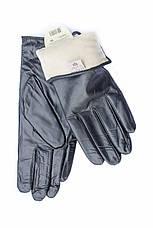 Женские кожаные перчатки СРЕДНИЕ, фото 3