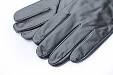 Перчатки кожаные женские  БОЛЬШИЕ, фото 3